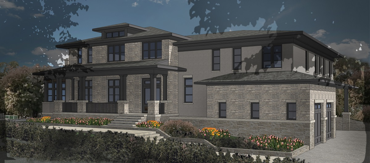 Final design approved by Heritage Committee.